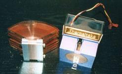 Zalman CNPS6000-CU et Thermaltake Volcano 7
